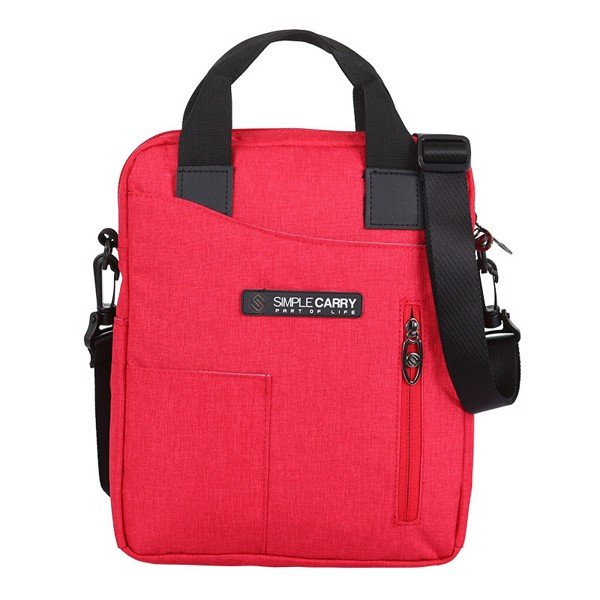 BAG LC IPAD 3 RED