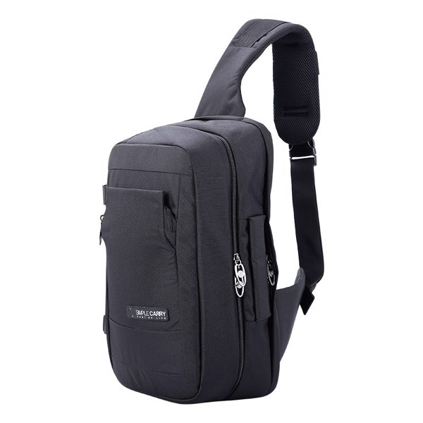 Backpack SLING BIG BLACK