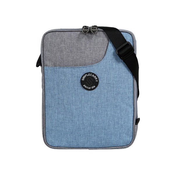 BAG LC IPAD BLUE/GREY