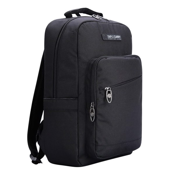 Backpack ISSAC3 BLACK
