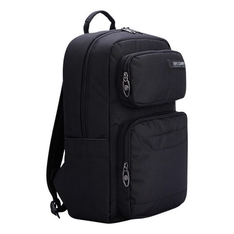 Backpack ISSAC1 BLACK