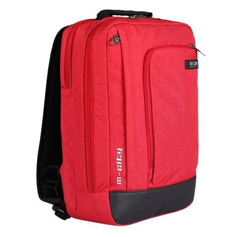Backpack M - CITY D.RED