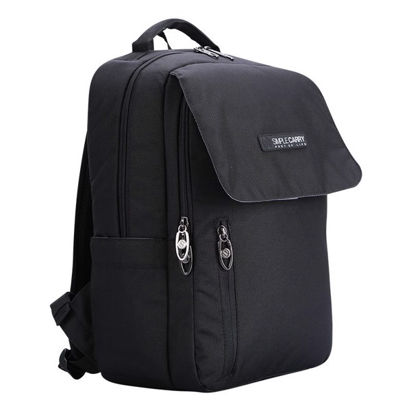 Backpack ISSAC2 BLACK