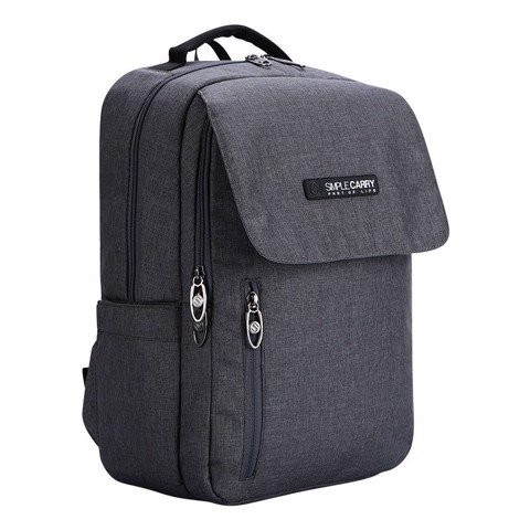 Backpack ISSAC2 D.GREY