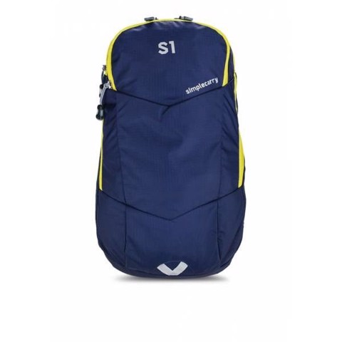 Backpack S1 NAVY/YELLOW