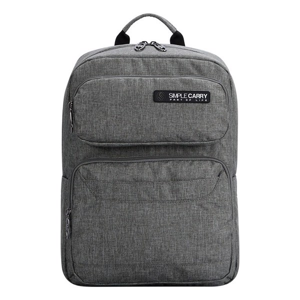 Backpack ISSAC1 B.GREY