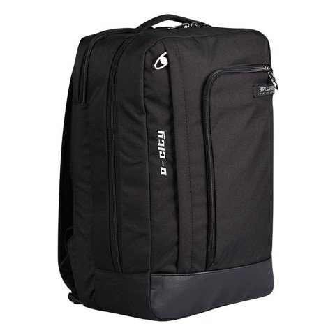 Backpack E - CITY BLACK