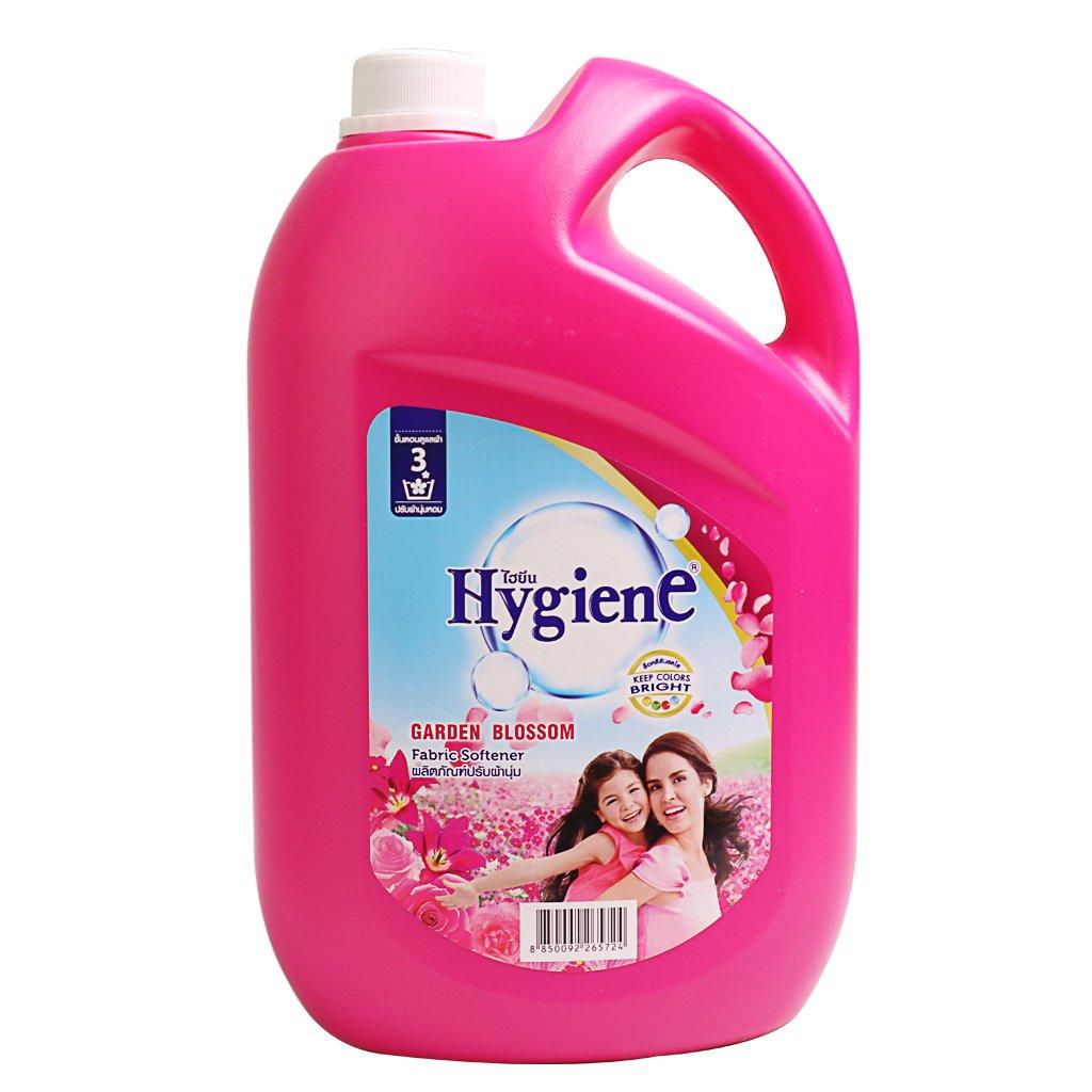 Xả vải Hygiene 3500ml - Hồng Đậm