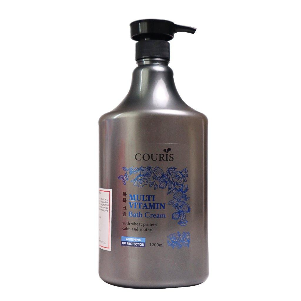 Sữa tắm Couris 1200ml - Multi Vitamin