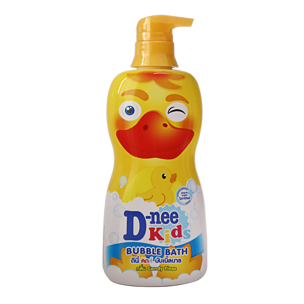 Sữa tắm Dnee Kids Bubble Bath Candy Floss Jelly