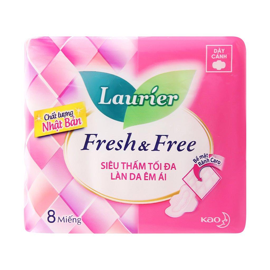 BVS Laurie Fresh & Free dày cánh
