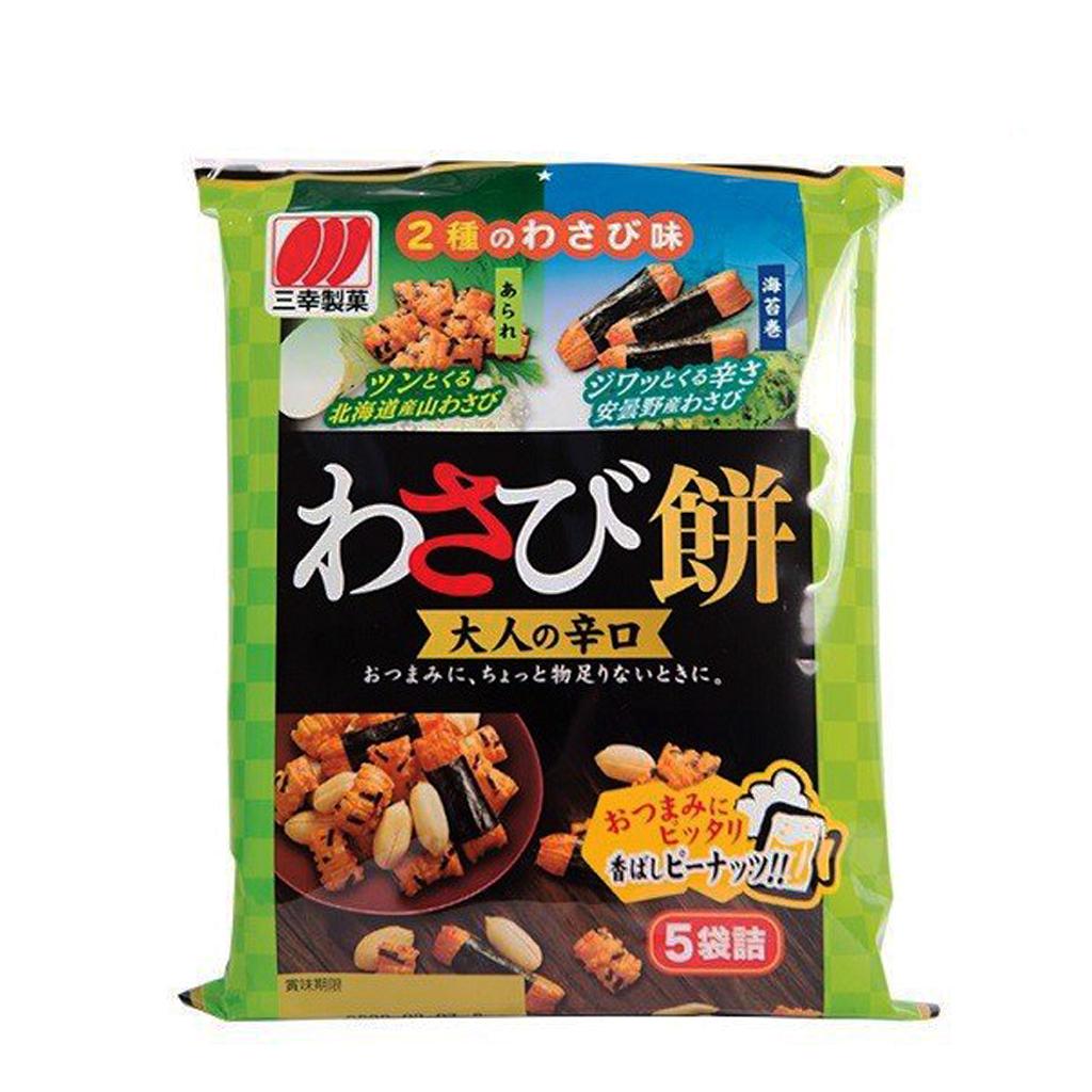 bánh gạo Sanko 80g
