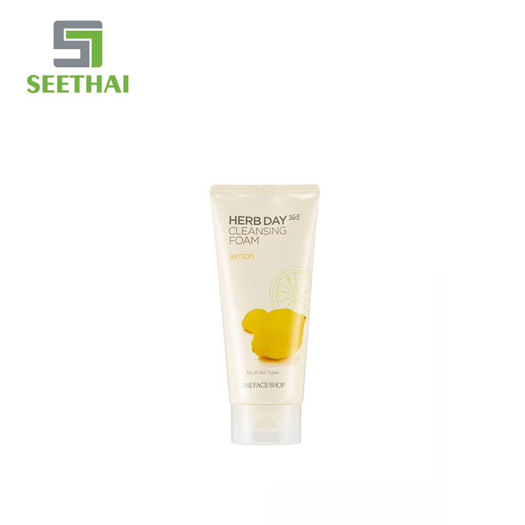 SRM TheFaceShop Herb Day