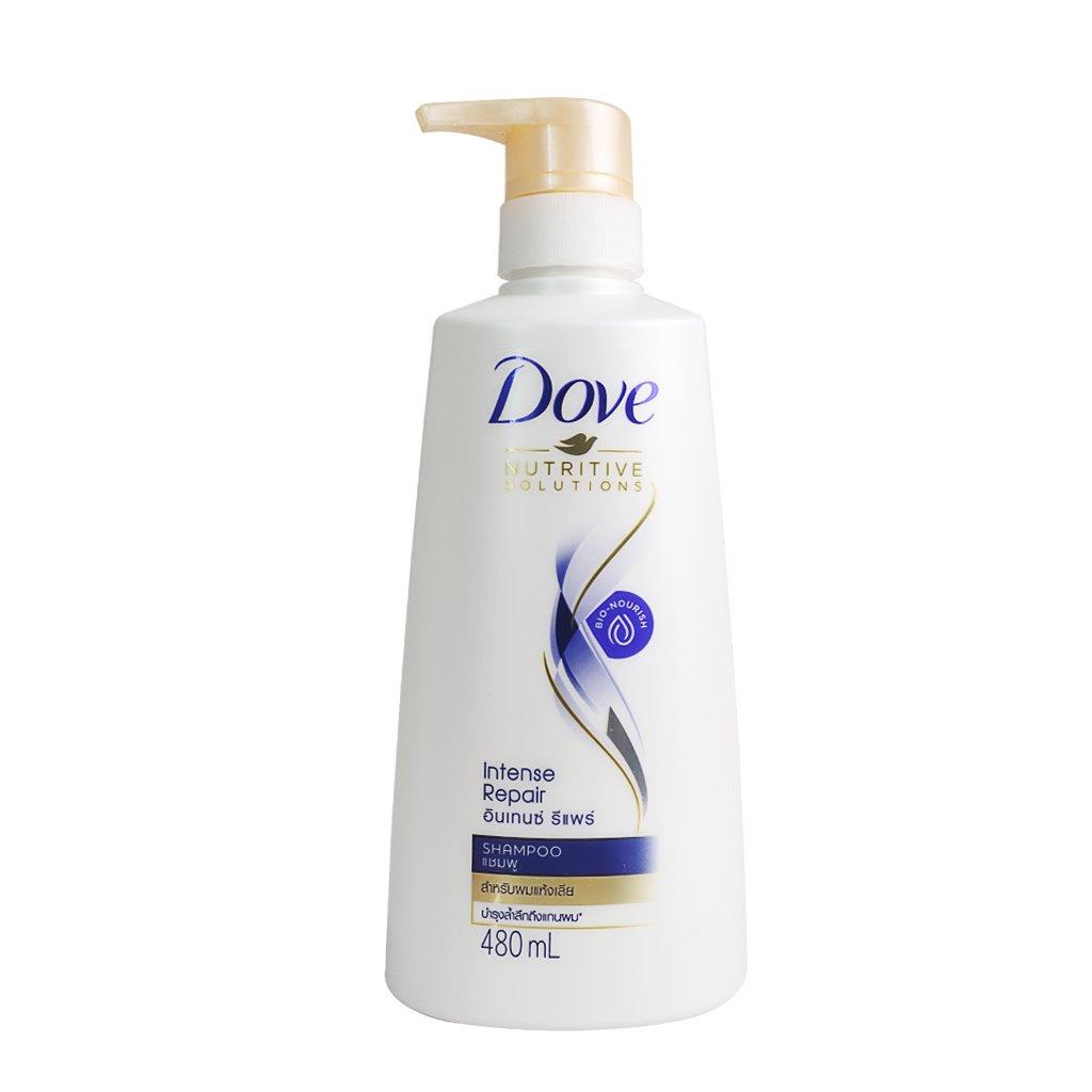 Dầu Gội Dove Intense Repair 480ml