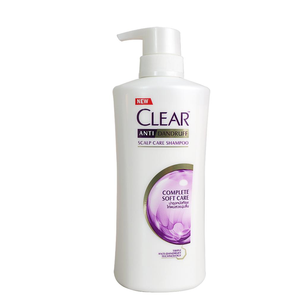 Dầu gội Clear 480ml - Complete Soft Care