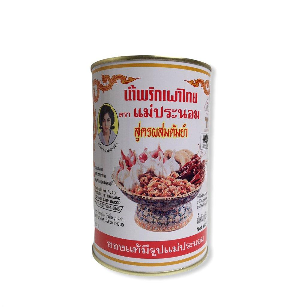 Dầu sa tế lẩu Thái Mae Pranom 900gr