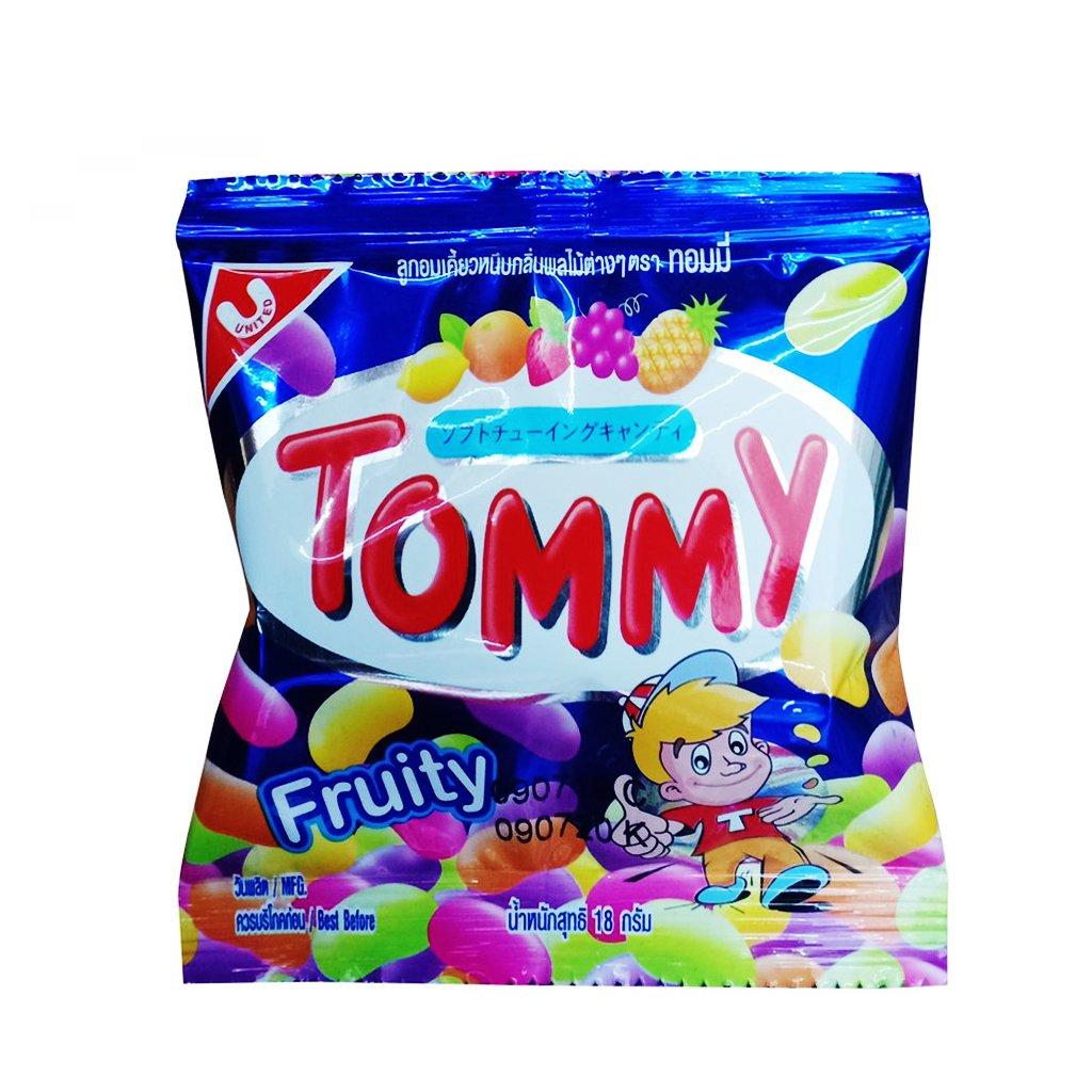 Kẹo Dẻo Tommy Vị Trái Cây