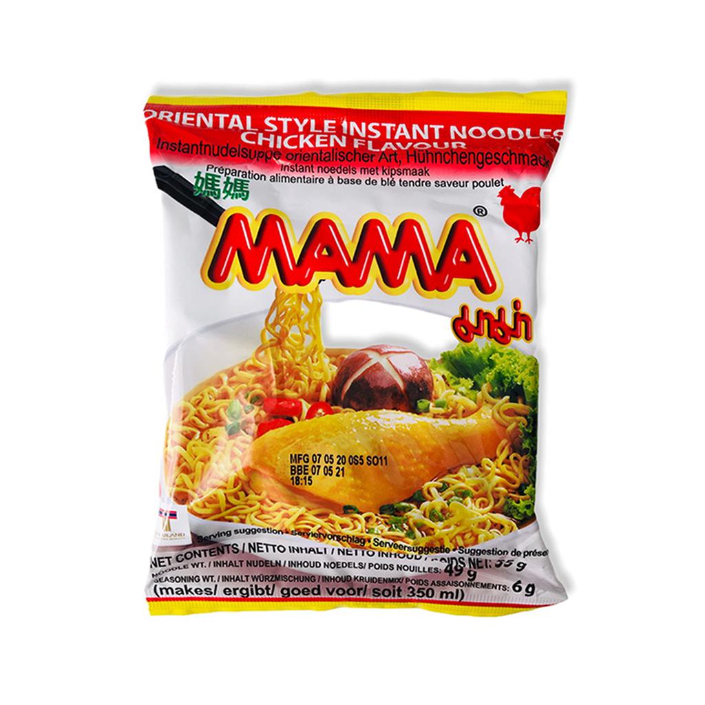 Mì gói Mama - Gà Oriental Style 55gr