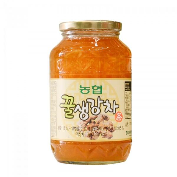 Mứt Trà Gừng Mật Ong Nonghyup HQ 1kg
