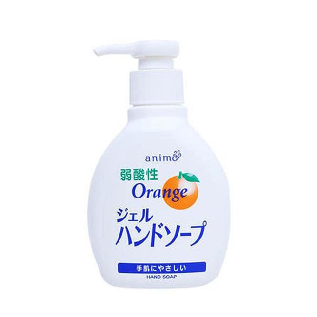 Nước rửa tay tạo bọt hương cam 200ml