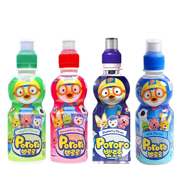 Nước uống trái cây Pororo 235ml