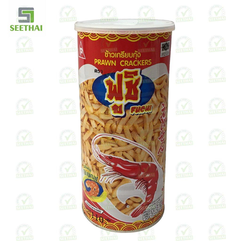 Snack Lon Prawn 110g - Vị Truyền Thống