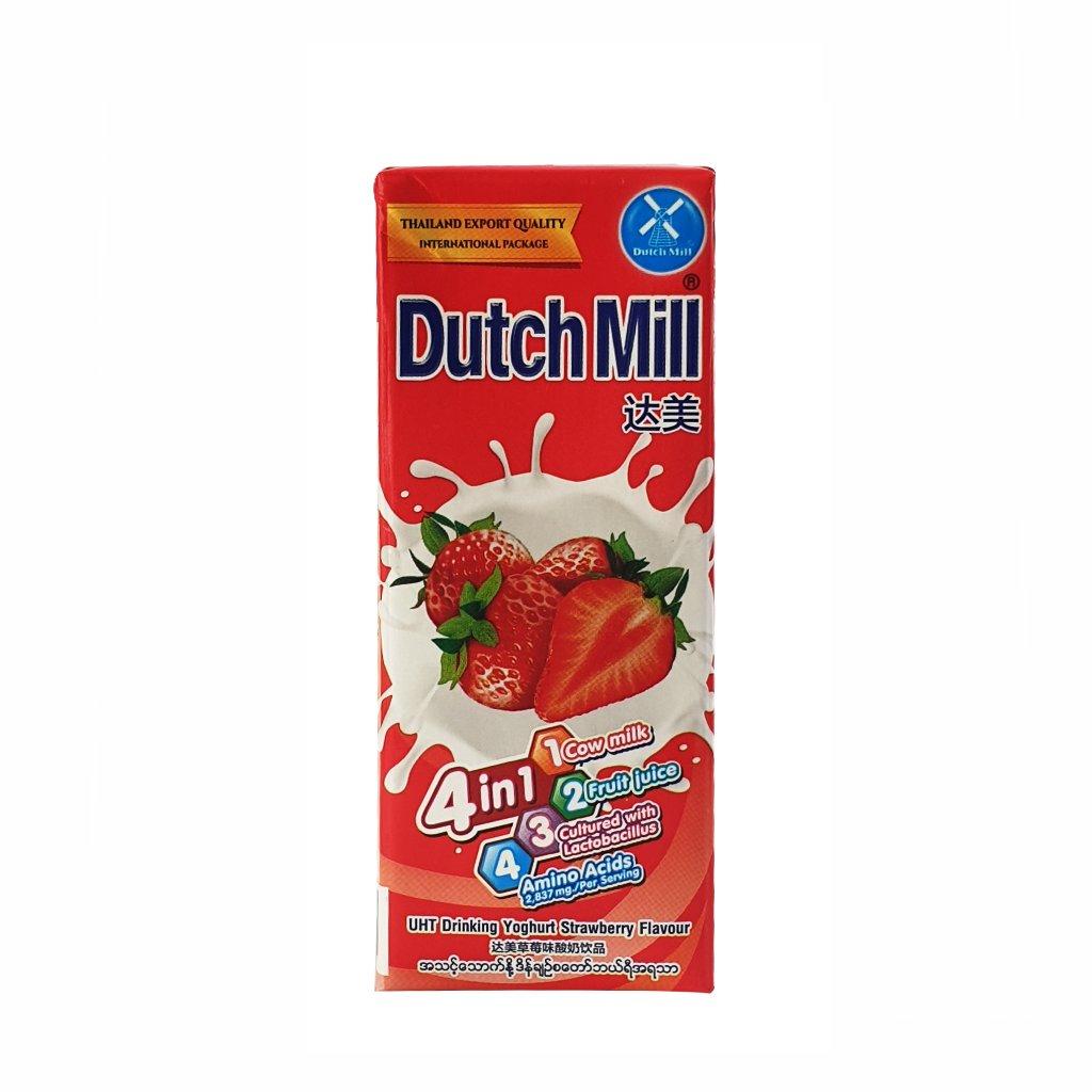 Sữa Dutch Mill - Dâu