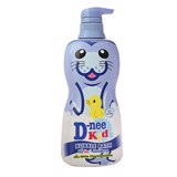 Sữa tắm Dnee Kids Bubble Bath White Choc Smooth