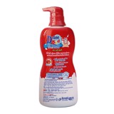 Sữa tắm Dnee Kids Bubble Bath Tutti Fruity - Unicorn 400ml