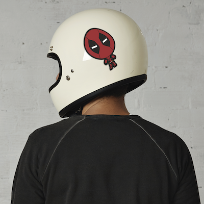 Deadpool - Single Sticker hình dán lẻ
