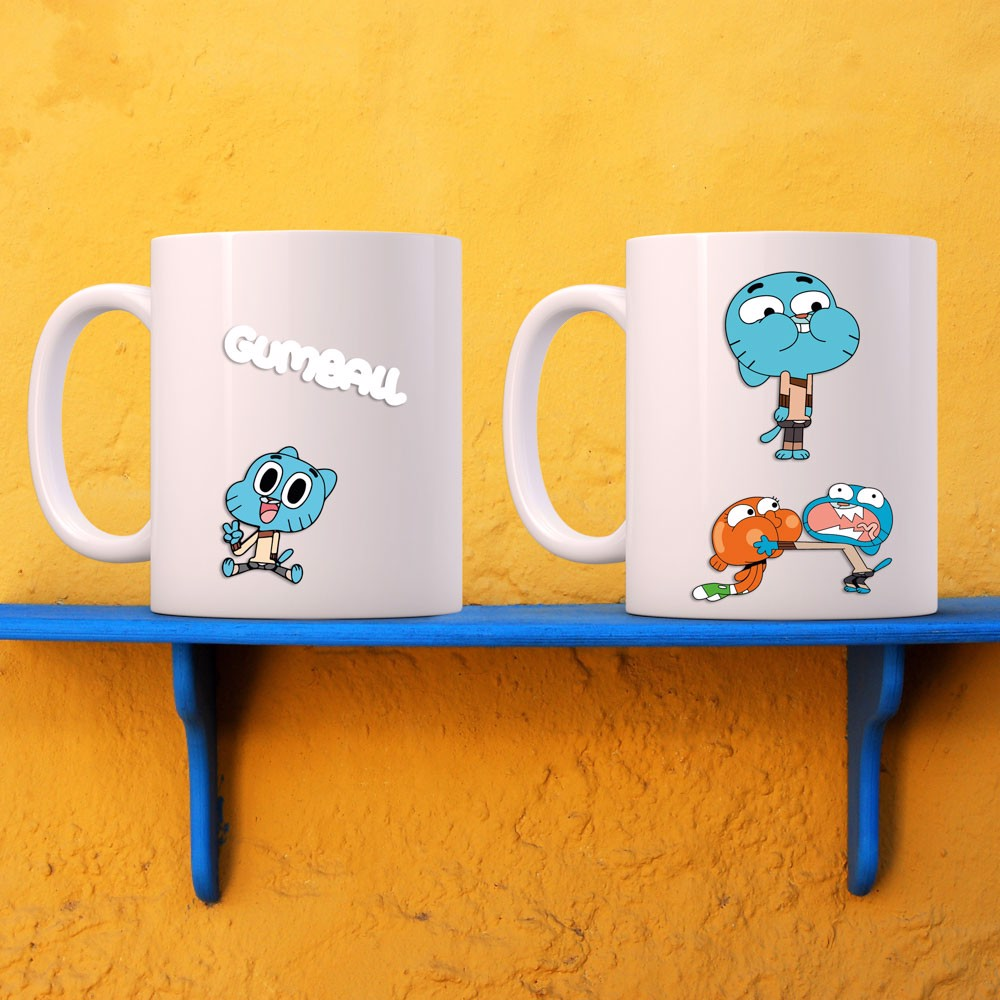 The Amazing World of Gumball - Single Sticker hình dán lẻ