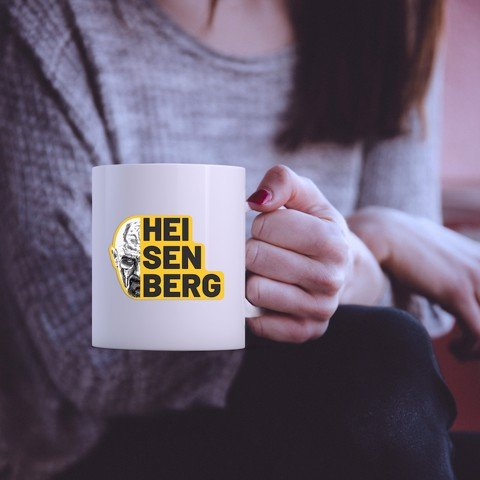 Heisenberg - Single Sticker hình dán lẻ Breaking Bad