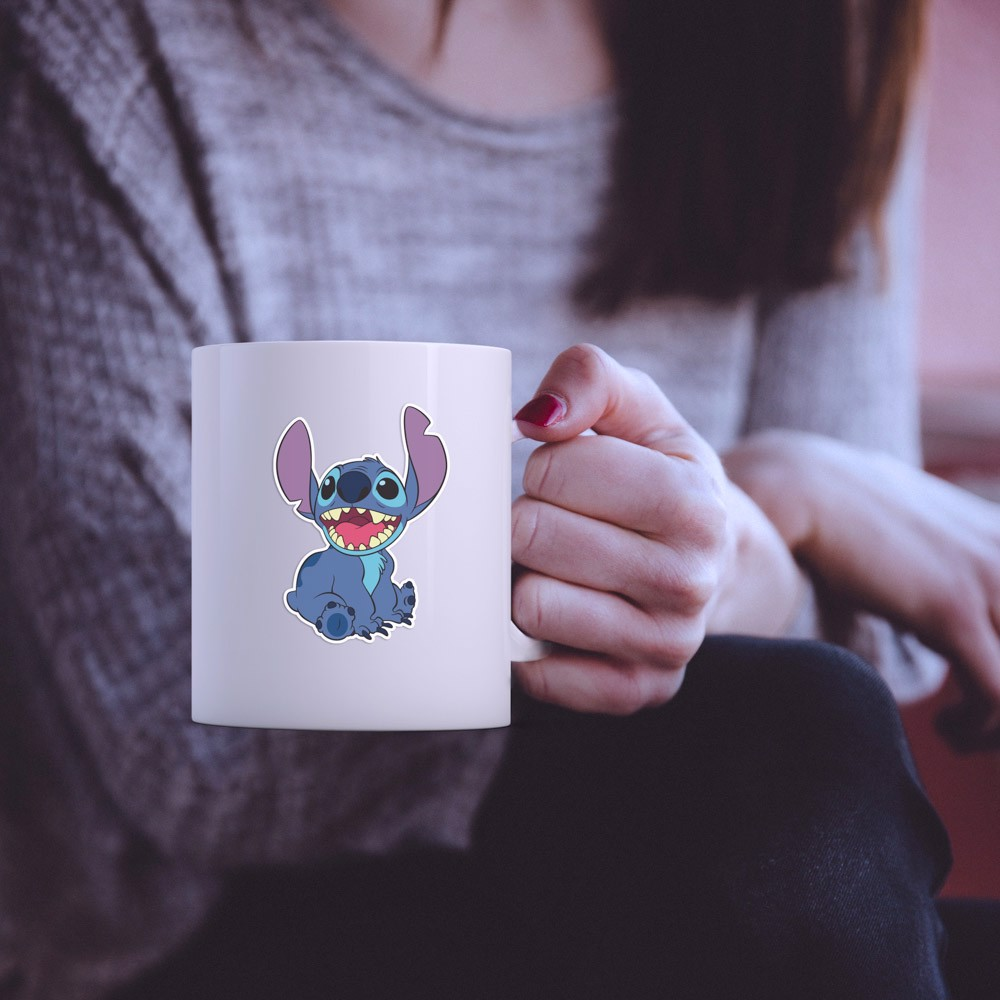 Lilo & Stitch - Single Sticker hình dán lẻ