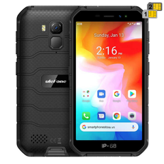 Ulefone Armor X7 - Smartphone siêu bền IP69K Android 10 chip Helio P90
