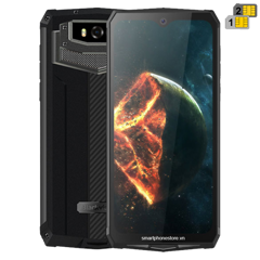 BLACKVIEW BV9100 - SMARTPHONE PIN KHỦNG 13000MAH RAM4GB ROM64GB