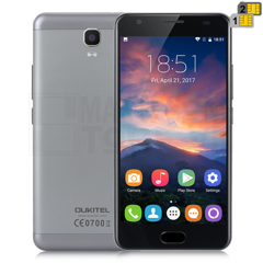 OUKITEL K6000 PLUS - RAM4GB ROM64GB PIN 6080MAH