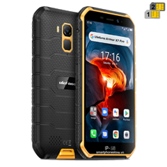 Ulefone Armor X7 Pro - Siêu bền IP69K Ram4GB Android 10 chip Helio A20