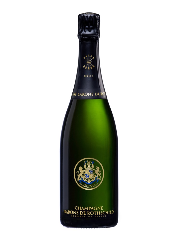 CHAMPAGNE BARONS DE ROTHSCHILD BRUT CHAMPAGNE