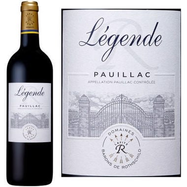 Barons de Rothschild Legende Bordeaux Rouge