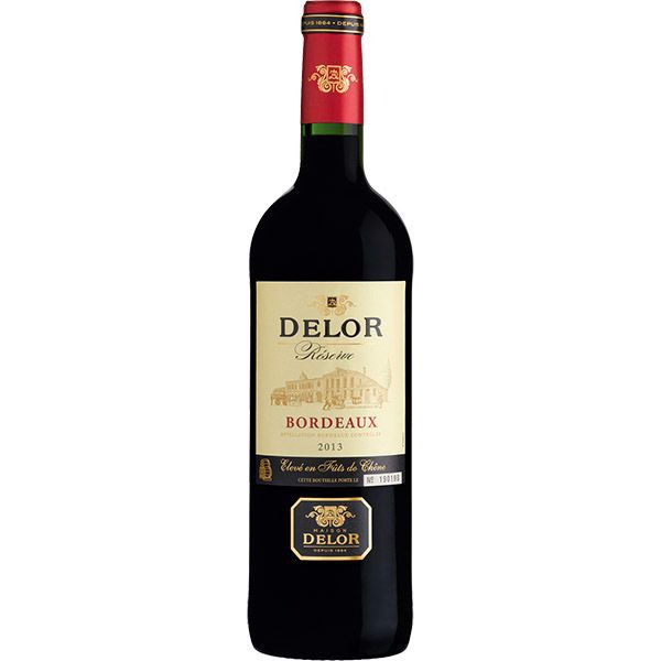 Delor Reserve Bordeaux