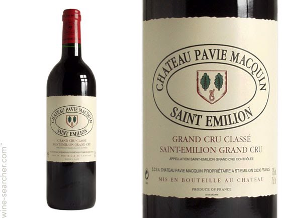 Chateau Pavie Macquin