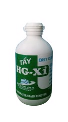DUNG DỊCH TẨY Ố KÍNH XE - HG X1 HARDWATER STAIN REMOVER for Car 250 ML