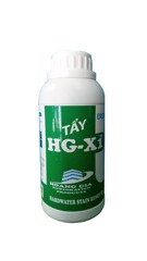 DUNG DỊCH TẨY Ố KÍNH XE - HG X1 HARDWATER STAIN REMOVER for Car 500 ML