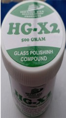 Xi đánh bóng kính HG-X2 500 gr - Glass Polishing Compound