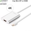 Mini Displayport to HDMI hỗ trợ 4K Ugreen 10451