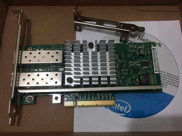 card mang server intel