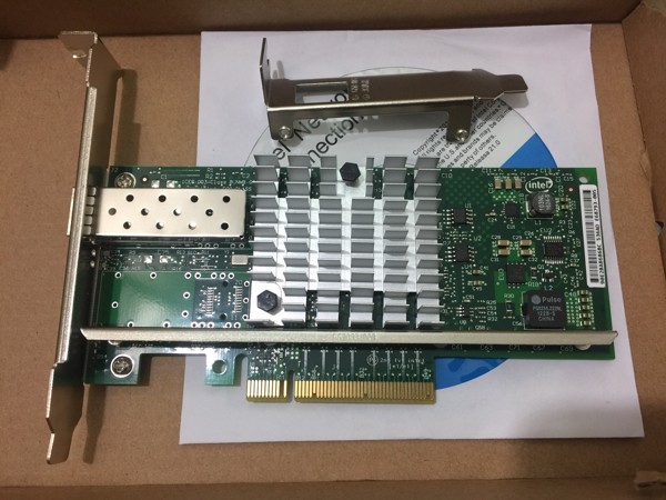 Card mạng server quang