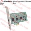 Card ghi hình HDMI, AV, S-Video Đài Loan AverMedia C027