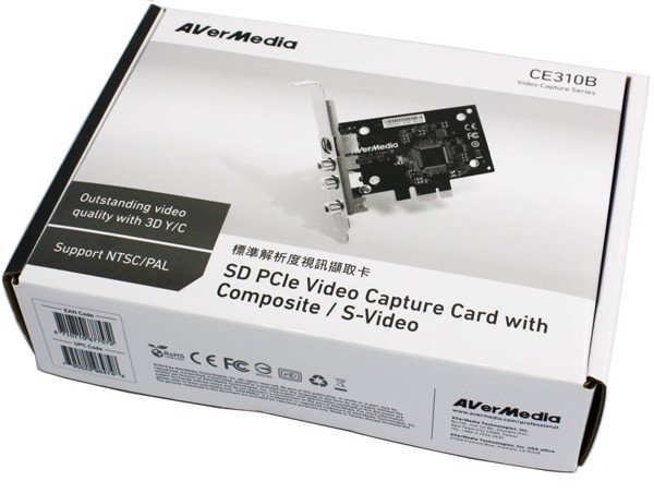 Card ghi hình video capture Avermedia | video capture card