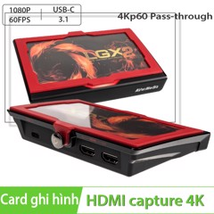 Card ghi hình HDMI 4K60Hz to USB3.0 | Avermedia GC551 Live Gamer Extreme 2